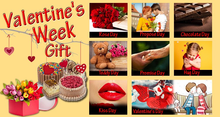 Valentine Weeks Gifts