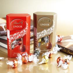 Lindt Lindor Treat Online for Hassan