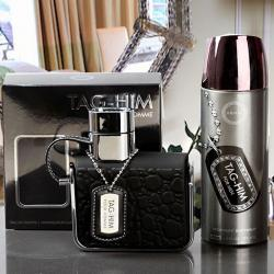 Tag-Him Pour Homme Gift Set for Karimnagar