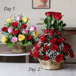 Valentine Gifts Hamper for Two Days