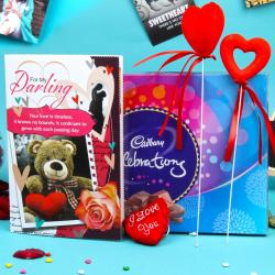 Valentine Chocolate Gift Packs