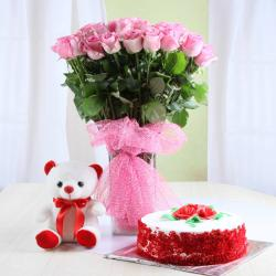 Valentine Memorable Gift Hamper
