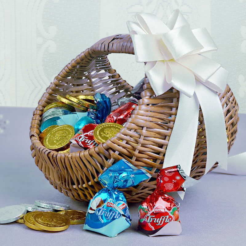 Treat of Chocolates Basket Online
